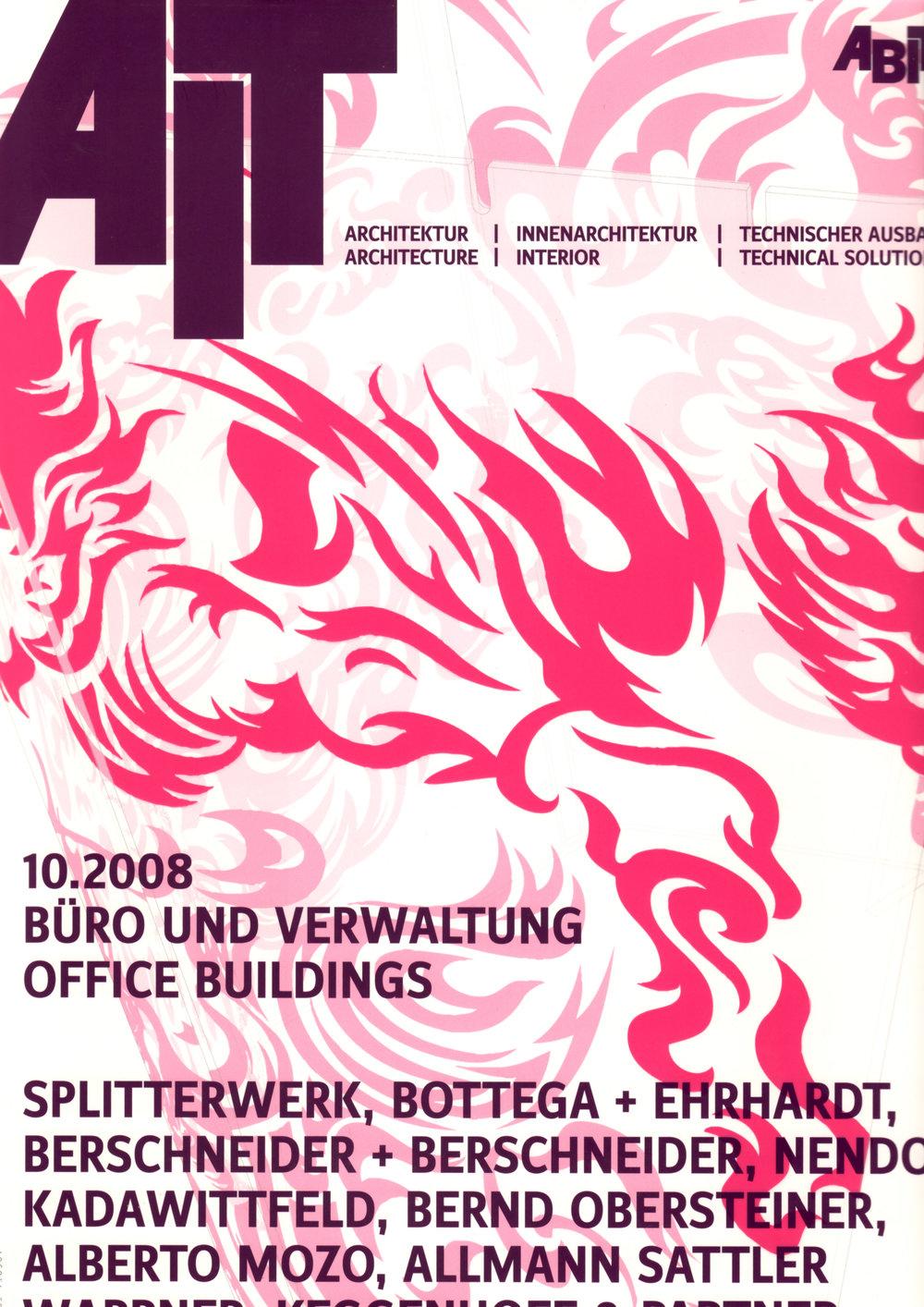 AIT, 10, 2008, Büro und Verwaltung