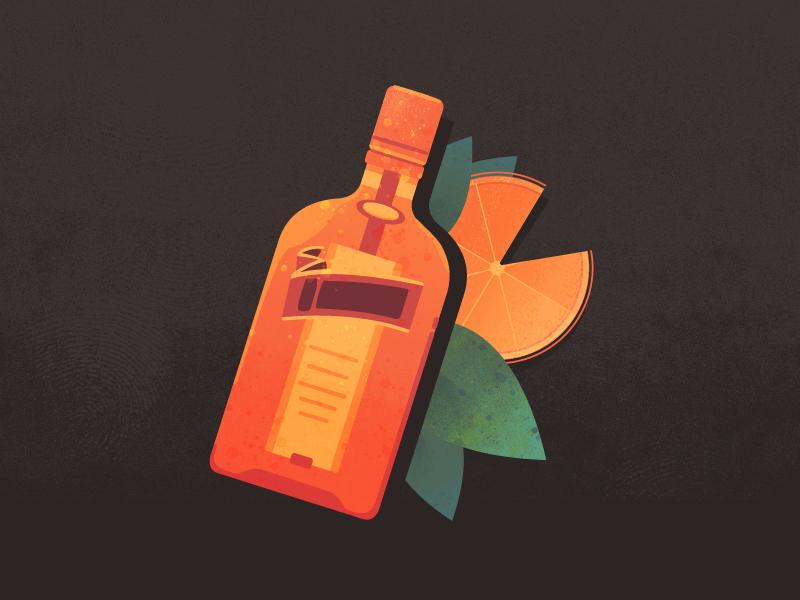Cocktail Mai Tai Animation 03