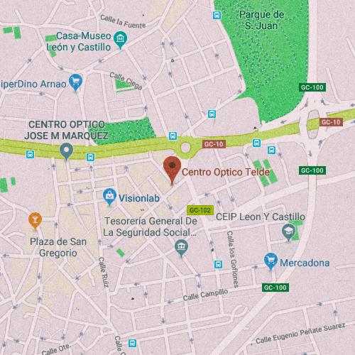 CENTRO ÓPTICO TELDE Calle Sor Concepción Suárez, 2, 35200 San Gregorio, Las Palmas 928 695 488