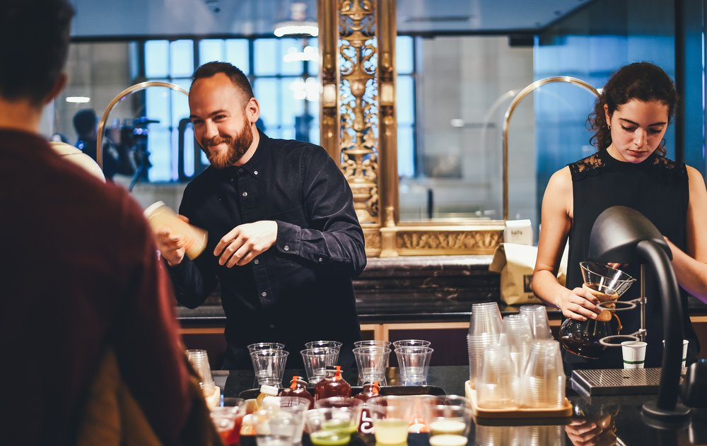Bar Staffing - Need a few extra pairs of hands about the place?We only work with the most passionate, energetic and friendly bartenders - so you know that if you book your staff through us, you're guaranteed a professional service (and they might even make you laugh too, who knows!)