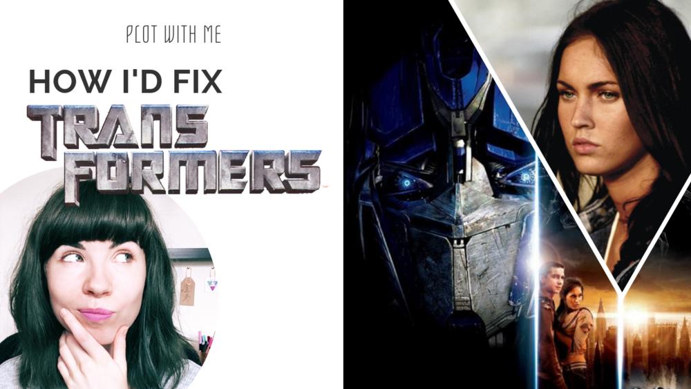 plot with me Transformers Lindsay Ellis