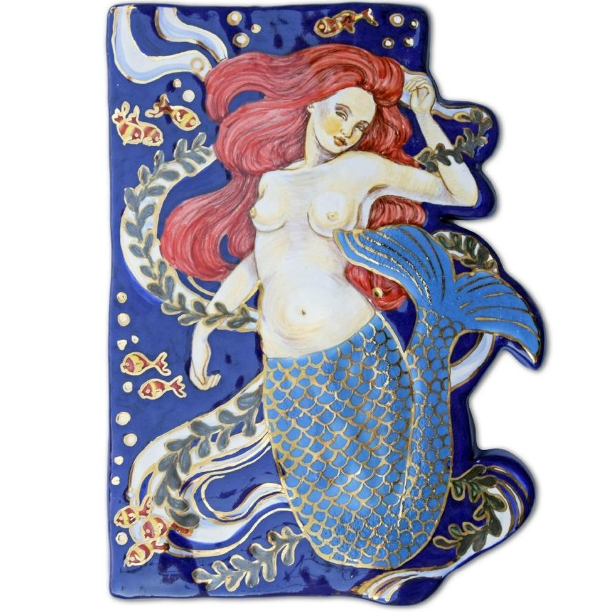 """""""Turquoise Mermaid"""""""