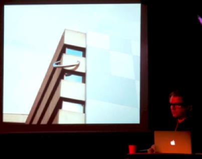 Axel Lieber/ Inges idée,  Piercing,  2001 Bild från Offkonst 1