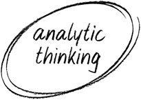 analytic thinking