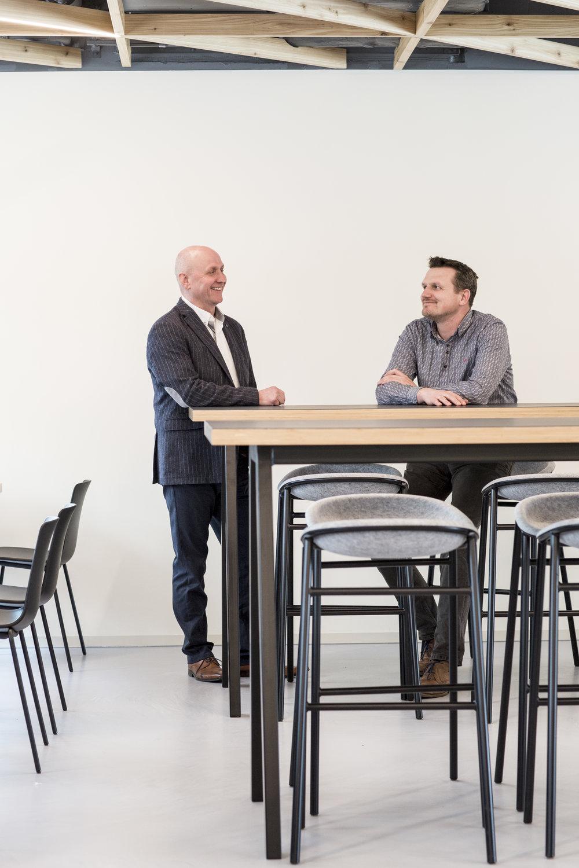 Marco & René (for Houdbaar, client: Witteveen+Bos)
