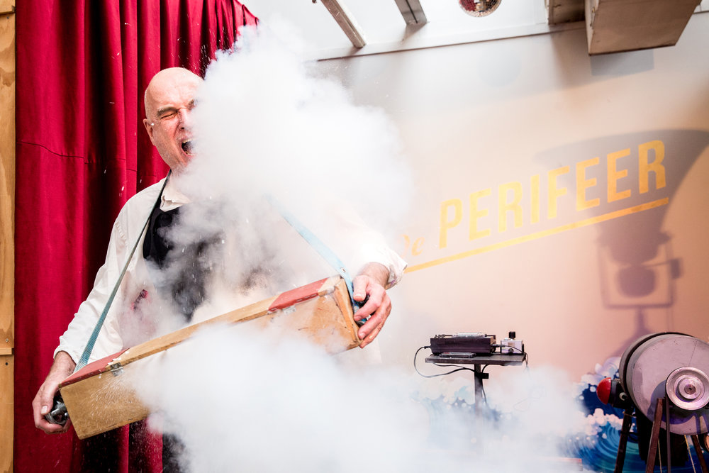 Peter Zegveld (LOS festival Deventer 2018)