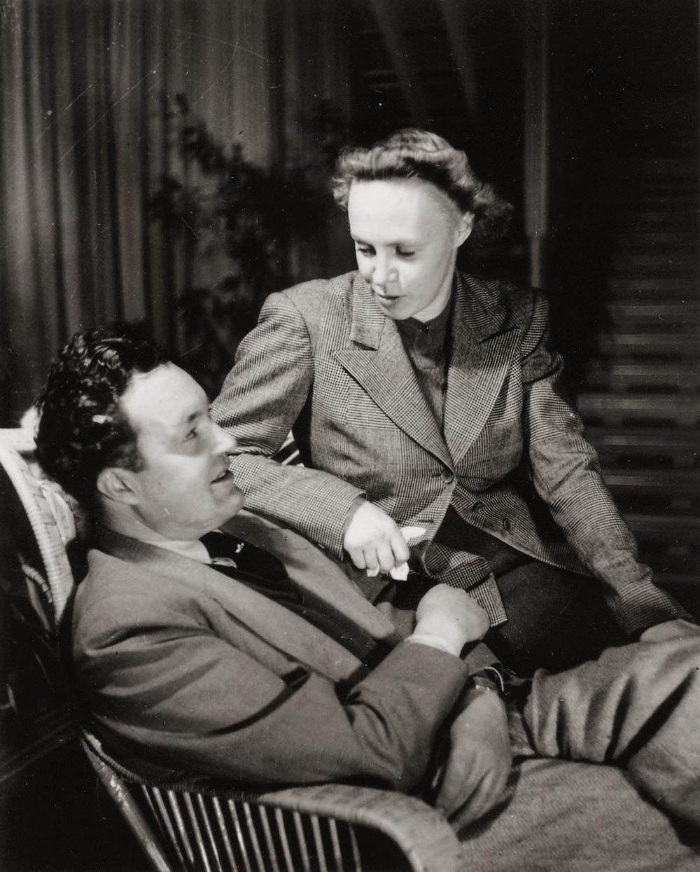 Gullichsen Maire ja Harry.jpg