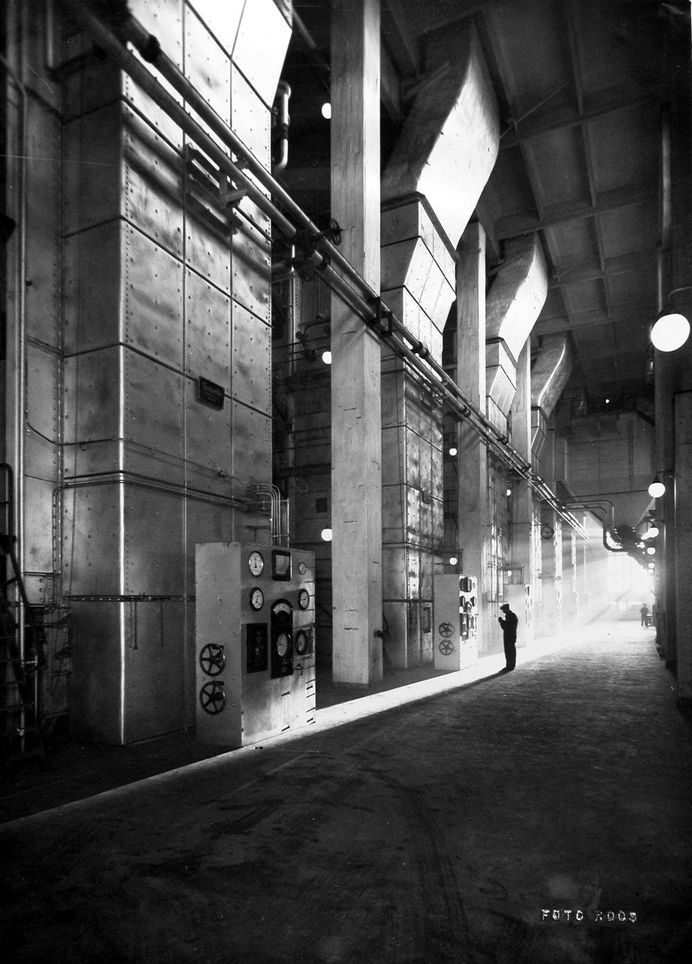 ©Kuva: Foto Roos 1938. Sunila Oy:n arkisto.