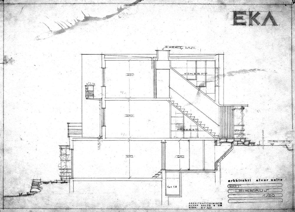 © Pohjapiirros on tehty Arkkitehtitoimisto Mika Hietalan ajantasapiirustusten mukaan.