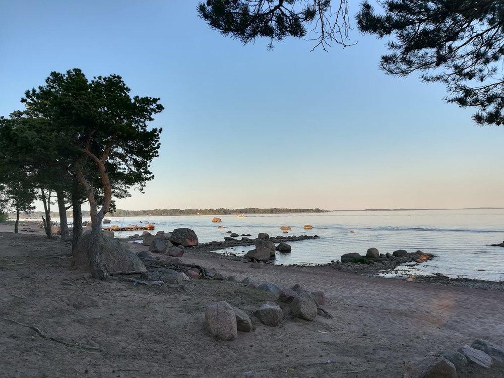 Äijänniemen uimaranta kuva Noora Kiili.jpg