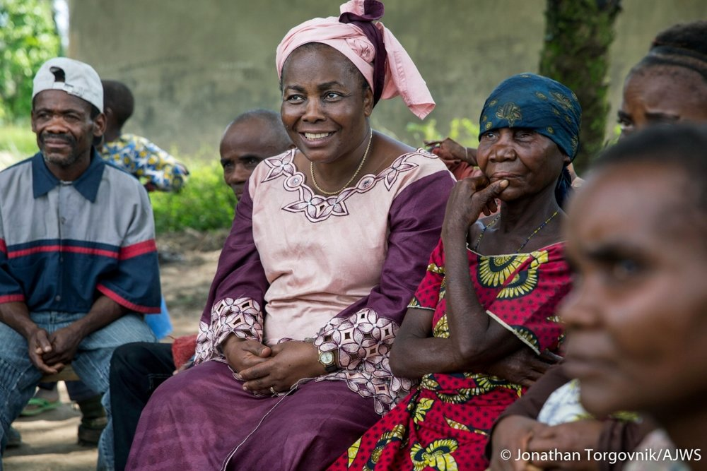 MMW's Julienne Lusenge Wins 2018 International Women's Rights Award!   An alliance of 25 human rights organizations in Geneva has selected our MMW Executive Producer in the Democratic Republic of Congo for their prestigious 2018 award.