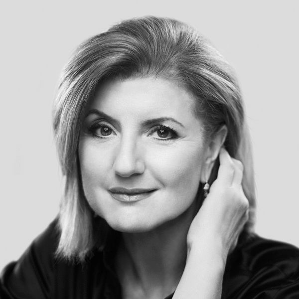 """Arianna Huffington;  Founder, The Huffington Post; Founder and CEO, Thrive Global  """"Build Mindfulness into your day. You don't have to be an advanced yogi or a Buddhist to enjoy the benefits of a meditation practice as little as 10 minutes a day of sitting still and cultivating a focus on the present moment can make a real difference. """"Every element of well-being is enhanced by the practice of meditation,"""" """"Through mindfulness, I found a practice that helped bring me fully present and in the moment, even in the most hectic of circumstances."""" Huffington wrote in Thrive."""