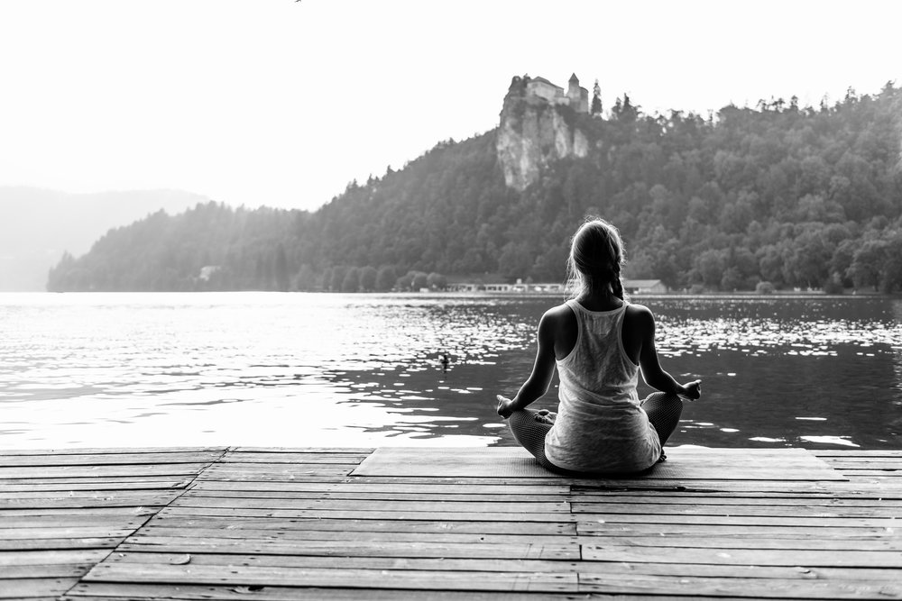 Never Meditate before ? Read this first .... - Author; Bahar Wilson , Founder of Mindfulness UAEPublished by Goodness/Savoir Flair