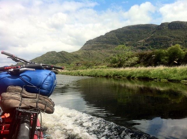 Exploring Killarney National Park in Ireland by water and bike.  Such an epic place cycling through the Gap of Dunloe and swimming under Ross Castle - you feel like you are in a game of thrones episode!  Oh and the Irish are a lovely bunch as well.  #killarney #wildireland #weekendvibes