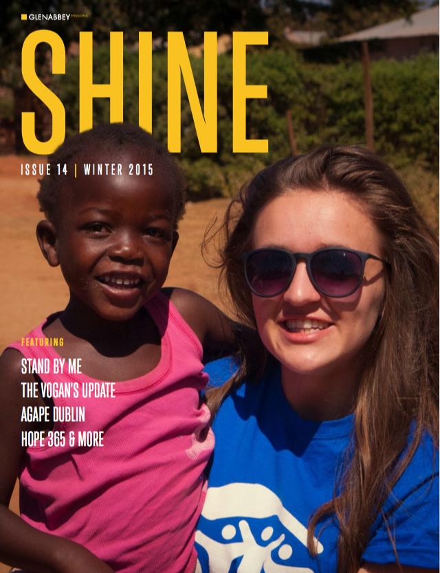 Shine Issue 14 - Winter 2015