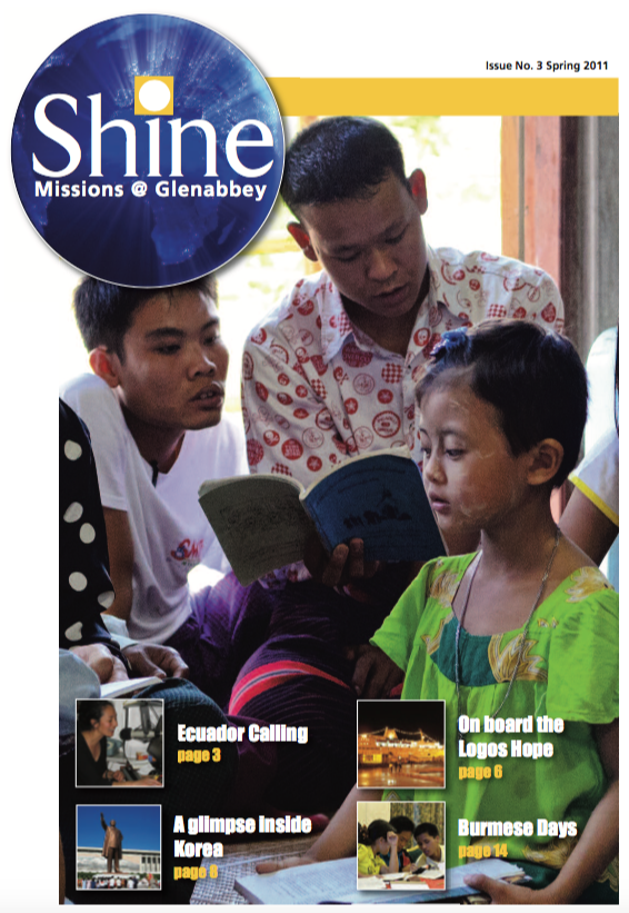 Shine Issue 3 - Spring 2011