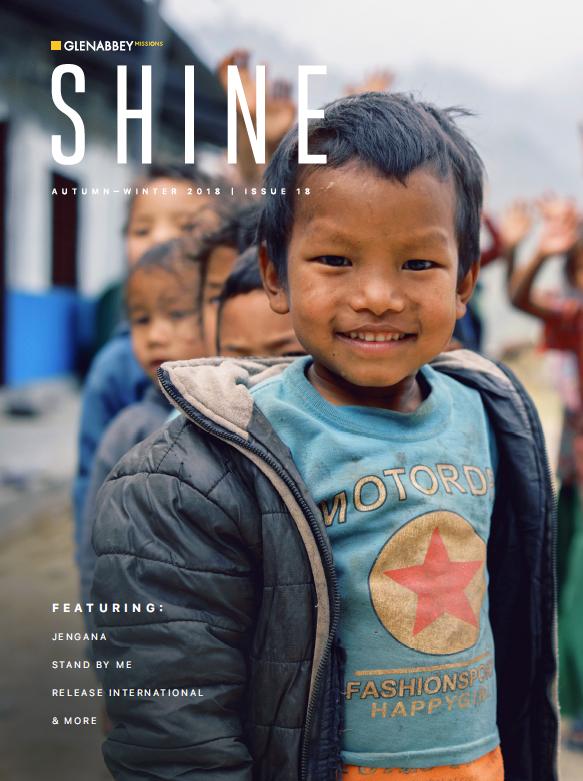 Shine Issue 18 - Autumn / Winter 2018