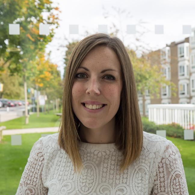 Hayley Webster, Marketing Manager
