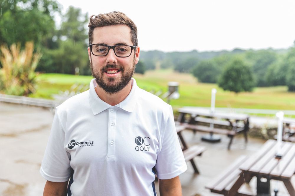 Nathan Cook, PGA Teaching Professional at Boundary Lakes, Skylark and Southampton