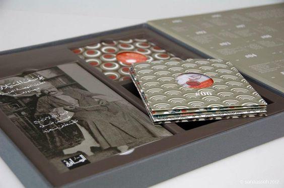 Yussuf El Manyalawi / anniversary album design