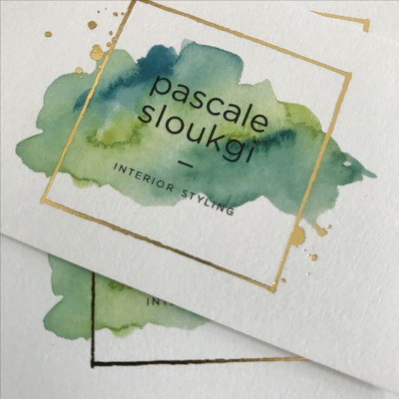 Pascale Sloukgi interior styling / brand id