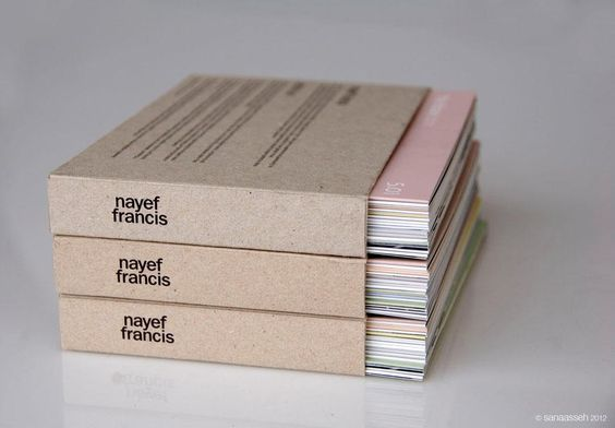 Nayef Francis product designer / publication