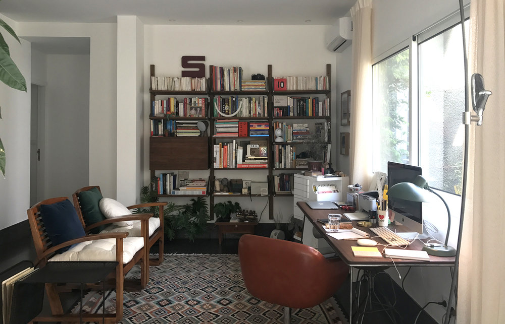 One Over Offices | Sana Asseh
