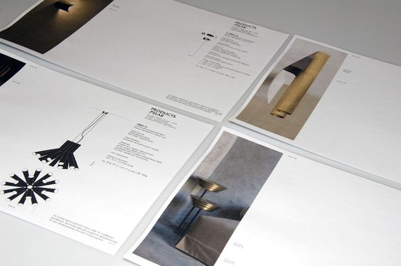 Lighting products specification sheets. Branding by PSLAB..jpg