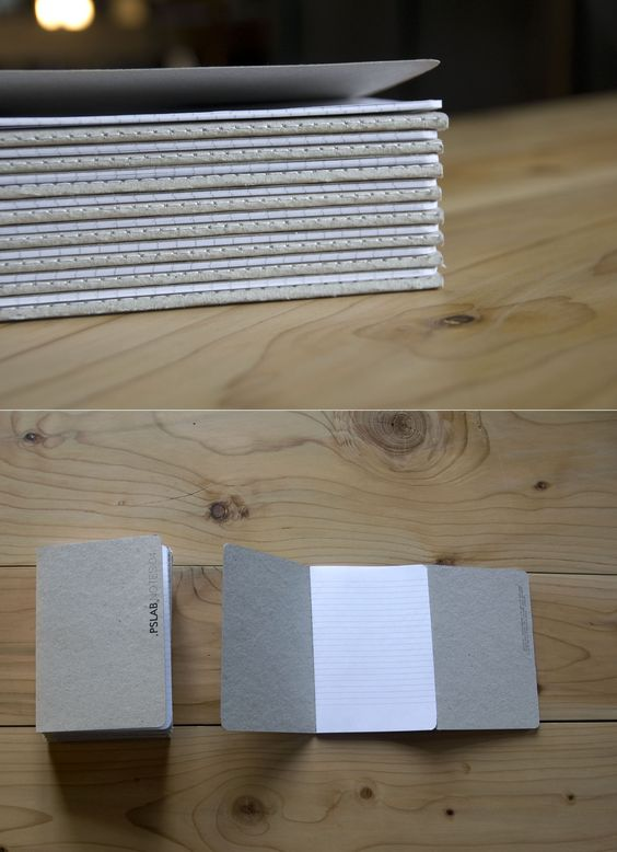 Notebooks. Branding by PSLAB..jpg