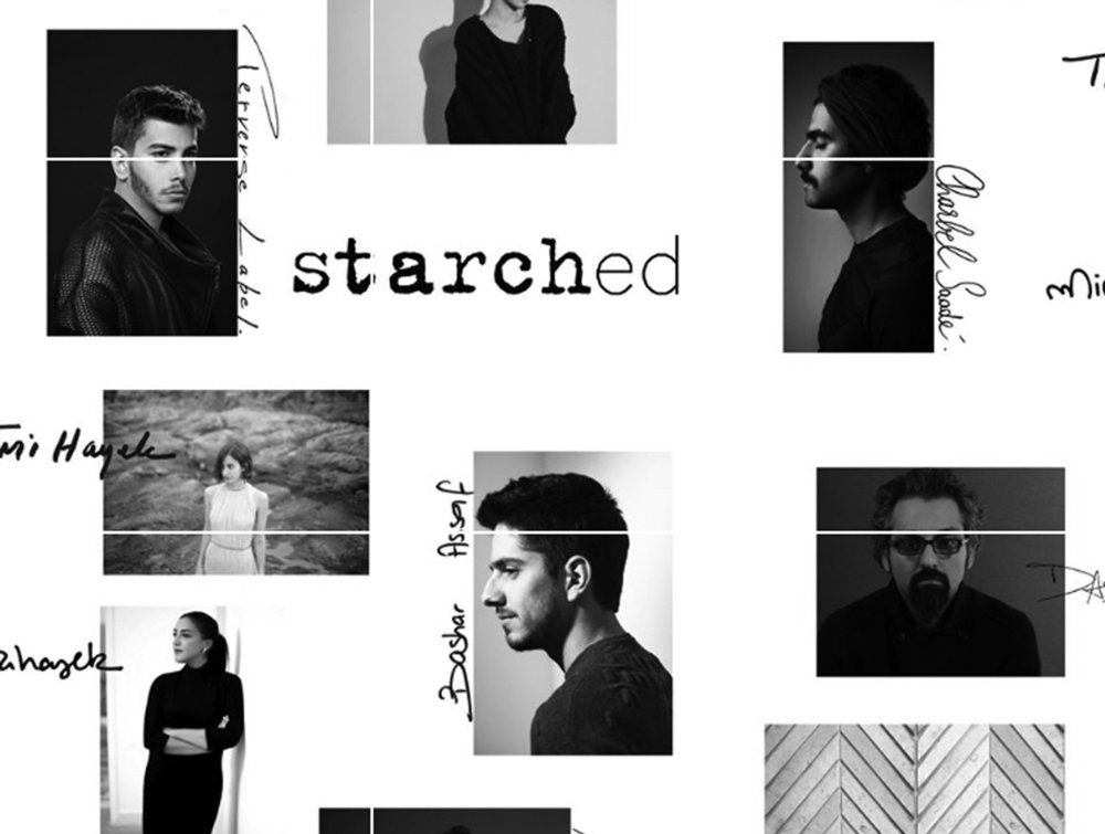 Starched concept store / brand id