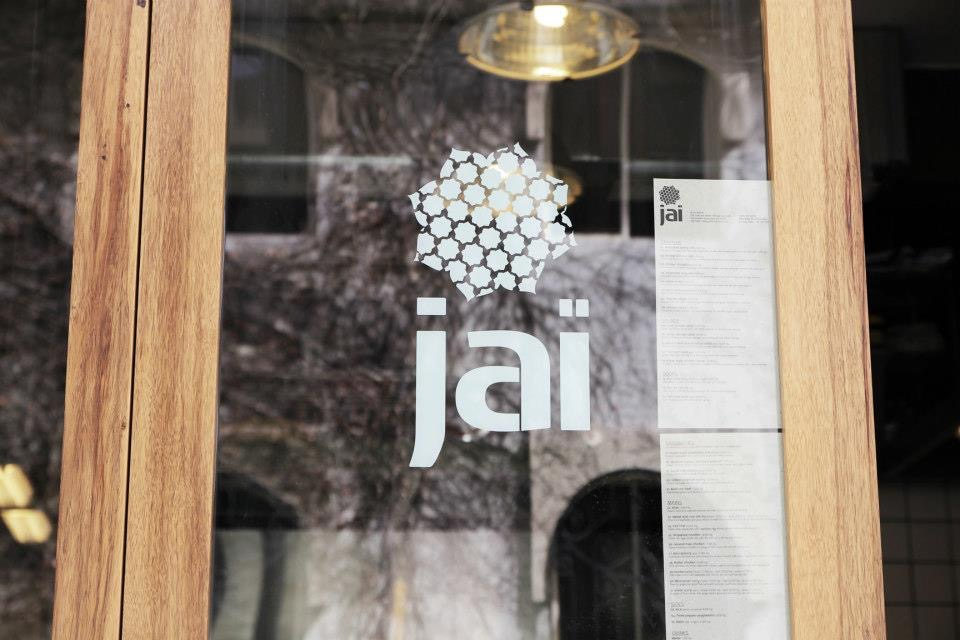 Jaï restaurant / brand id & instagram account