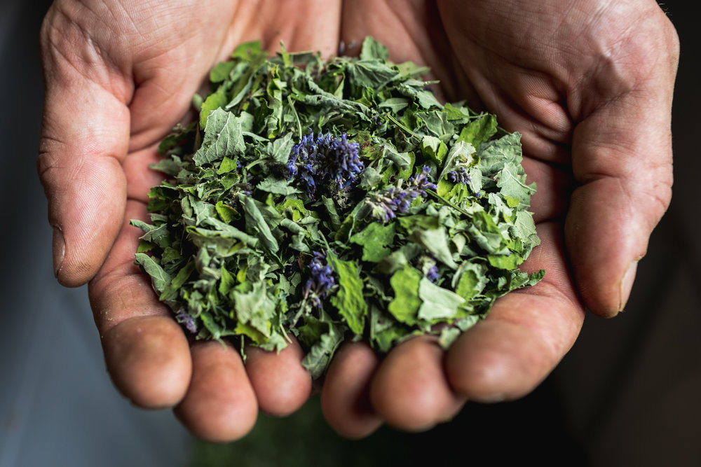 Fresh Dried Herbs Directly From The Farm -