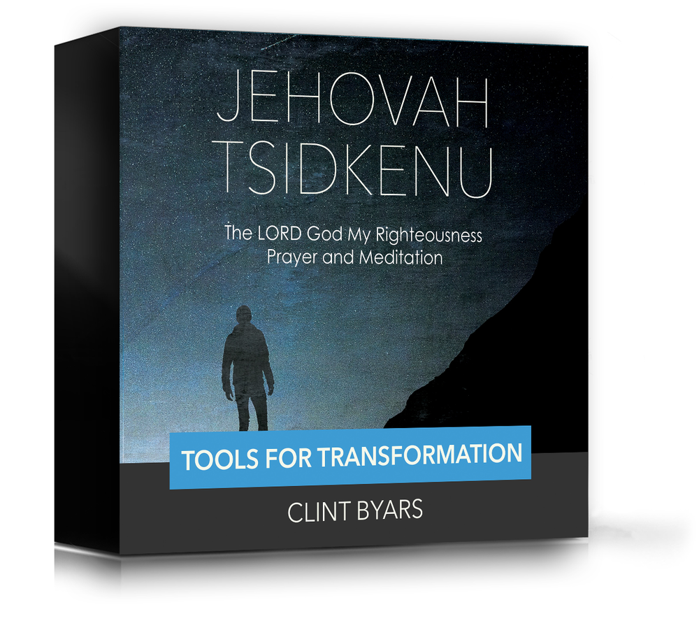 Jehovah Tsidkenu Meditation