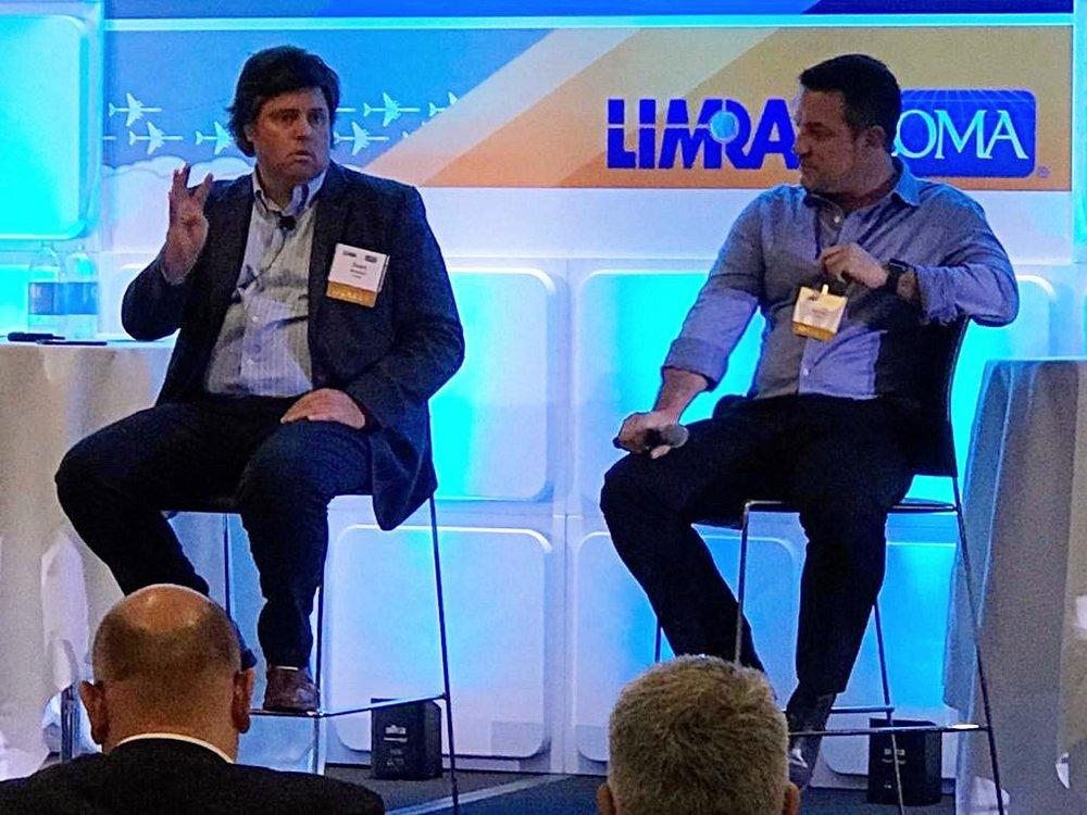 Insurtech Panel LIMRA 2018