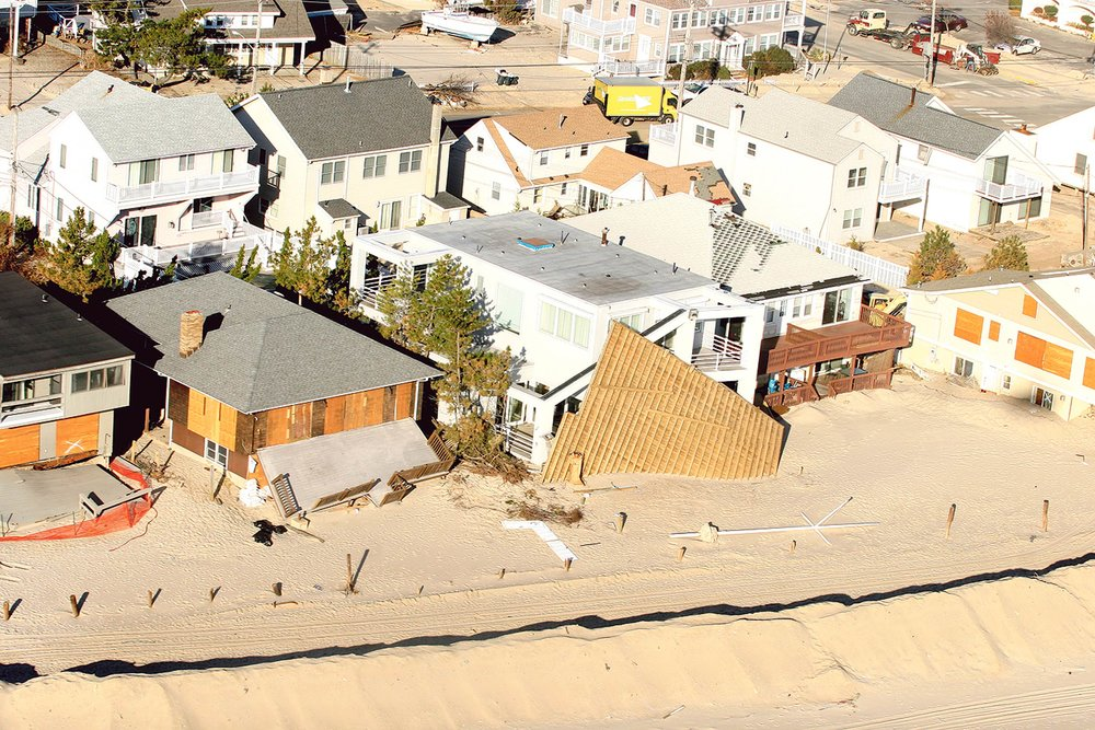 Hurricane Damage? - Years have gone by and some of our residents are still living with the devastating effects of Super storm Sandy. Are you still in the beginning stages of restoring your home, or stranded mid construction? Please contact us. We will get you back into the comfort of your home in a cost effective, professional and expedient fashion.