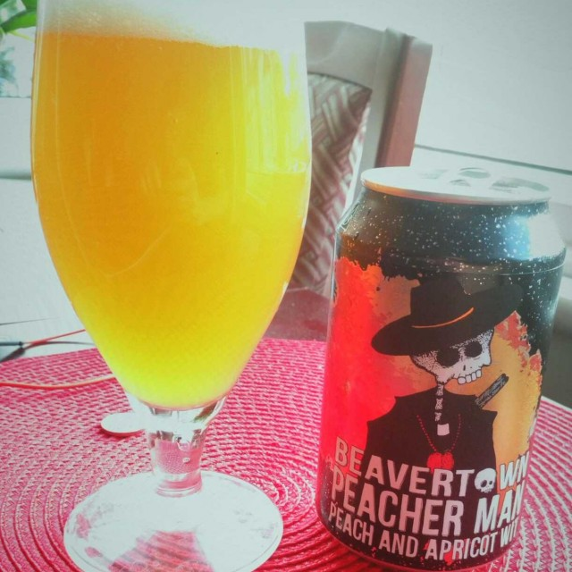 Peacher Man - Witbier 6.2% // Beavertown - This Belgian Wit was my beer of the month. I'm a big fan of wheat beers anyway but this refreshing number stood out as something special. It's fruity with a pleasant mix of apricot and peach flavours without being overpowering. A pleasant, easy drinking beer… I'm glad I got my hands on this as I almost walked out of the shop without spotting it!