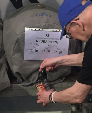 XT Rhubarb IPA