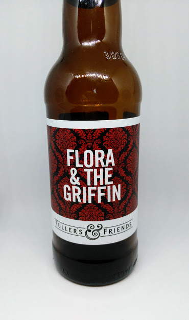Flora & The Griffin - Red Rye Ale 7.1% // Thornbridge Brewery x Fuller's Brewery - What the box says: This punchy red ale is made with a diverse range of ingredients including spicy rye malt and bold, floral American hops. A beer named after the symbols of both breweries, Flora and The Griffin.Expectations: Thornbridge are one of the breweries that I trust for, and generally associate with, quality beers. I'm also a fan of rye beer and red ales so this partnership was looking promising. The description of Flora & the Griffin doesn't give much away, it's the strongest beer out of the collaboration project at 7.1% so I was certainly expecting it to pack a punch.Reality: I was a bit disappointed by this effort. Yes, it's a red rye ale and looks gorgeous in colour. There's a hint of spice but other than that, I couldn't pick up on much else. Overall, I thought this was strong for the sake of it and I was hoping for a lot more flavours packed in. Although perfectly drinkable, this isn't a beer I would ever make an effort to have again.