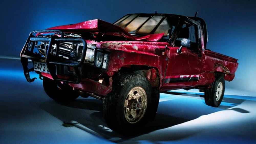 The indestructible Hilux that May, Hammond and Jezza tried to kill!