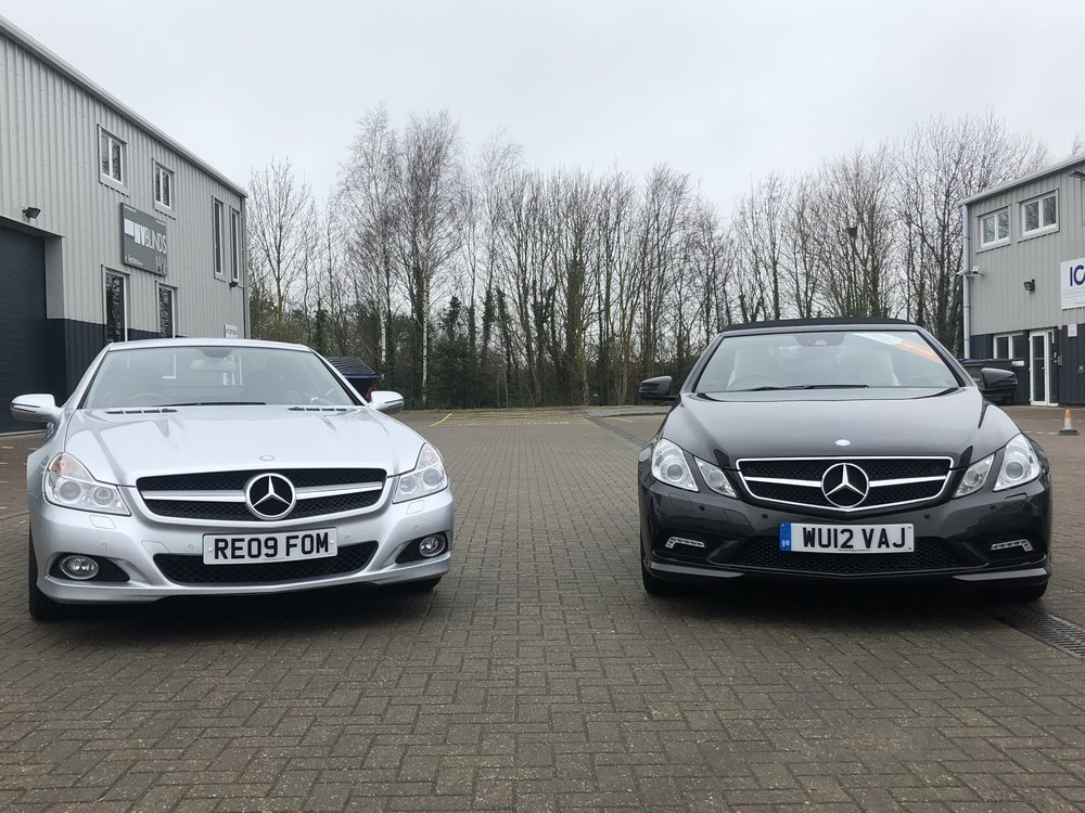 Two great cars - but which do you buy?