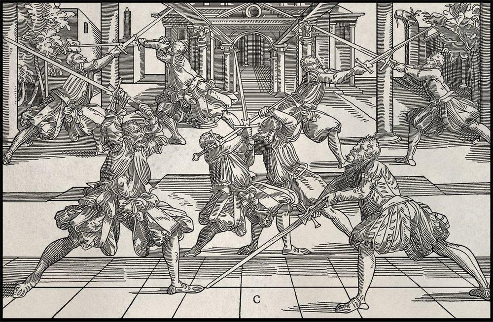 Joachim Meyer, 1570