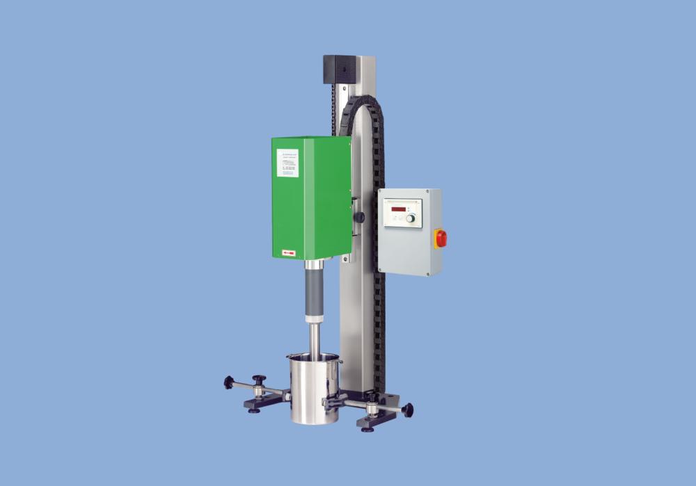 DISPERLUX IP Laboratory dissolver green