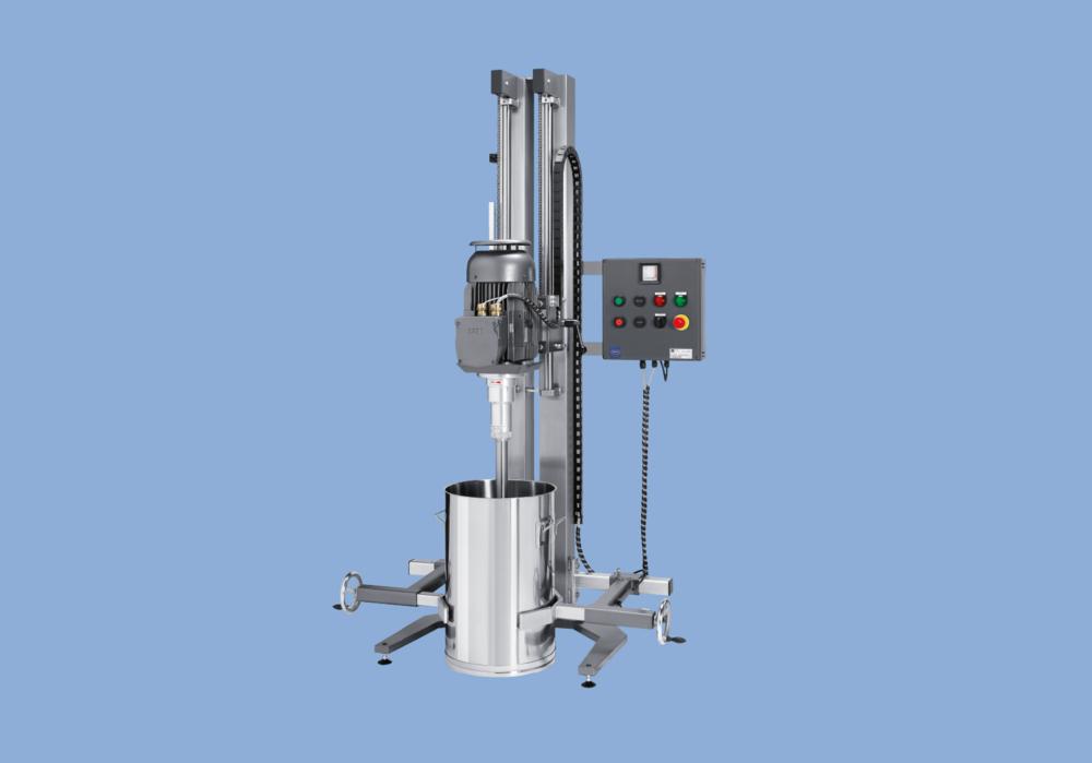 DISPERLUX EX Laboratory dissolver