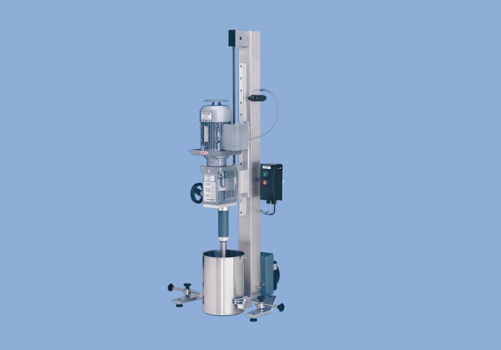 PENDRAULIK Laboratory dissolver
