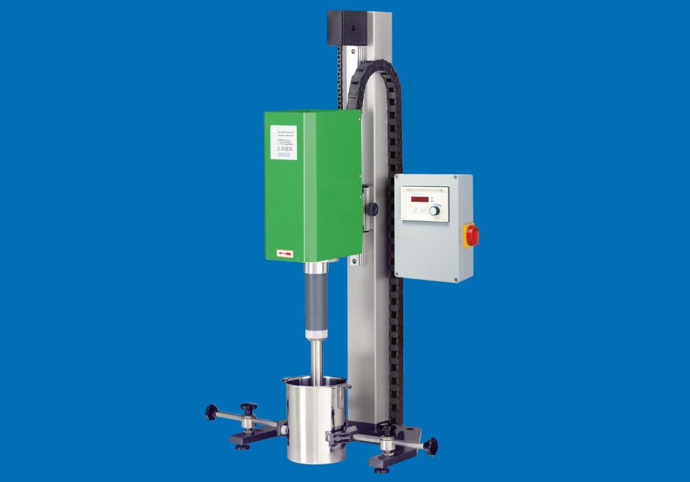 Laboratory Dissolver green Disperlux