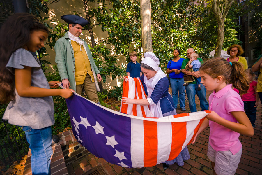 Betsy Ross House