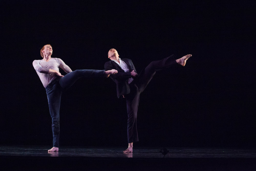 "Pascal Rioult's ""Te Deum""  Photo by Sofia Negron"