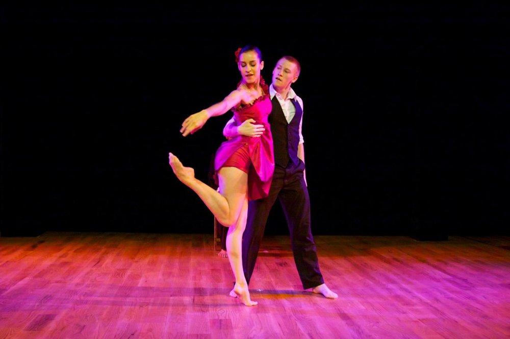"""Yesid Lopez's """"Poema 15""""  DeMa Dance Company"""