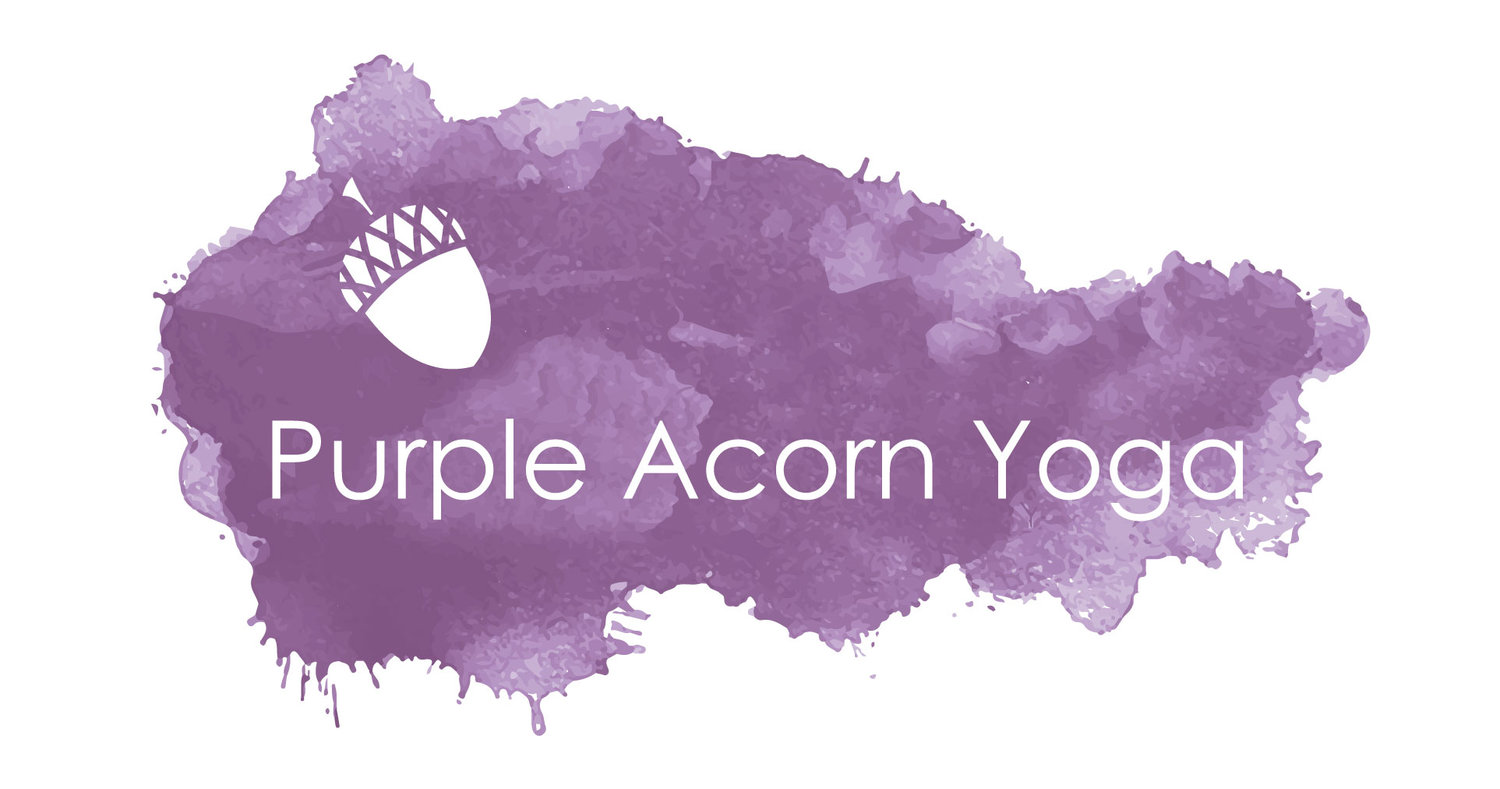Purple Acorn Yoga