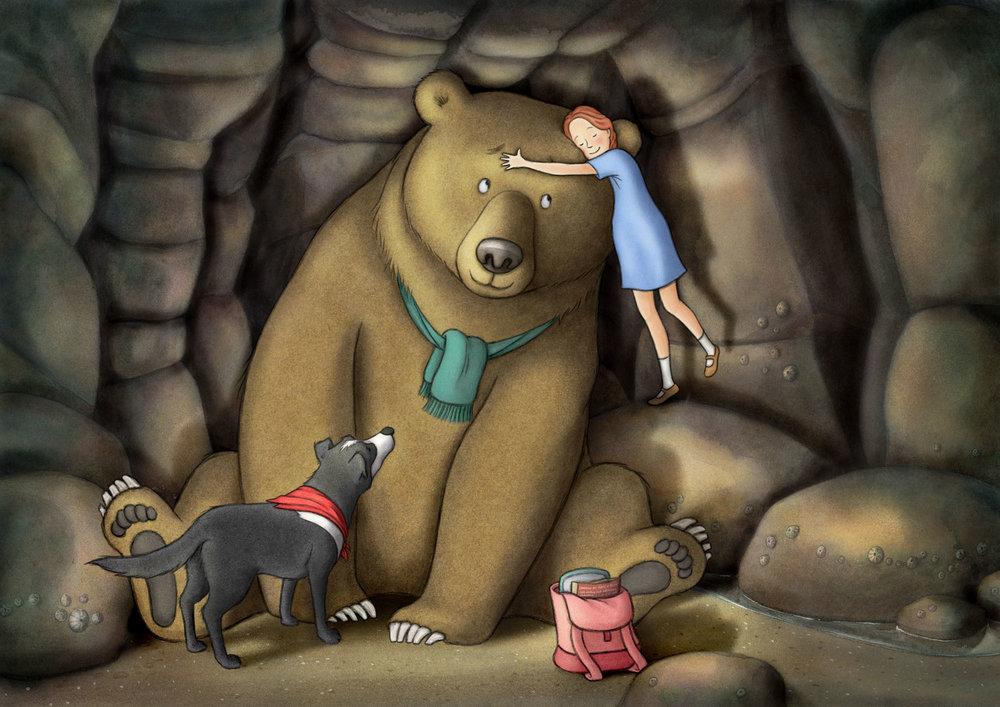 Bear Hug Press Image